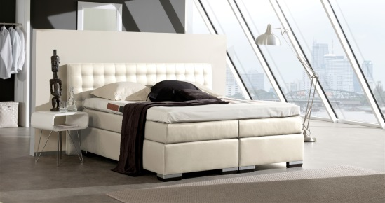 kingsize bett online kaufen boxspring welt. Black Bedroom Furniture Sets. Home Design Ideas