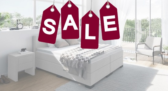 Boxspringbett Sale