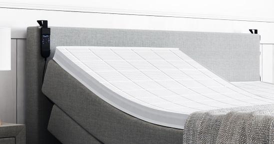 Für Elektro-Doppelbetten