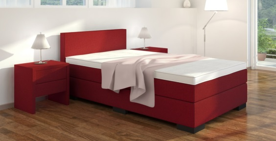 boxspringbett 90x200 cm online kaufen boxspring welt. Black Bedroom Furniture Sets. Home Design Ideas