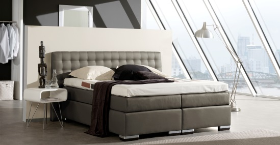 hohe betten kaufen boxspring welt. Black Bedroom Furniture Sets. Home Design Ideas