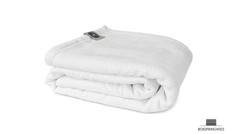 Tagesdecke Superior aus 100 % Bio-Baumwolle