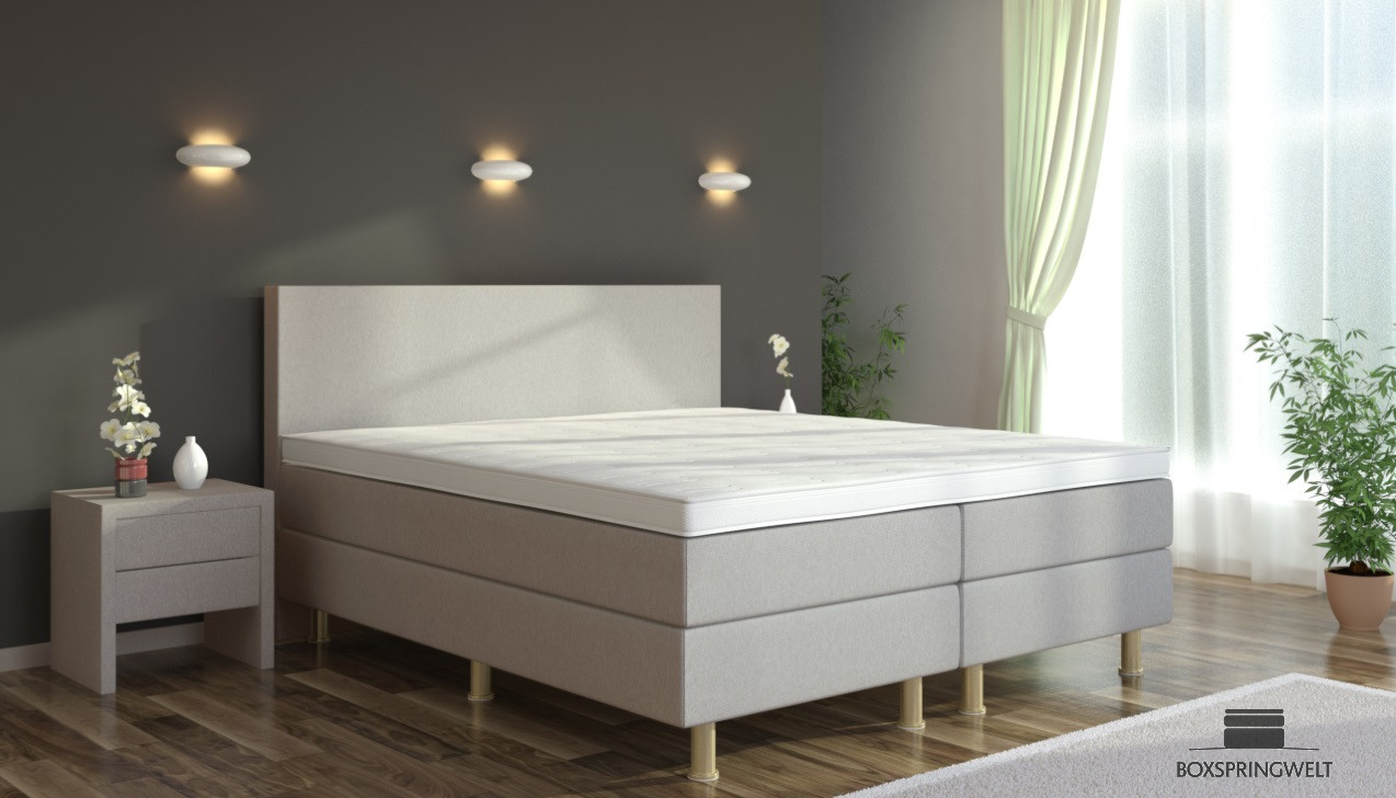 boxspringbett eva 180 x 200 cm boxspring welt. Black Bedroom Furniture Sets. Home Design Ideas