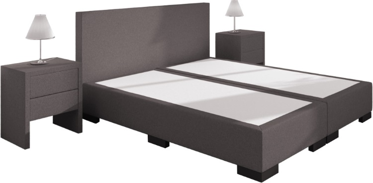 boxspringbett william ohne matratze 90 x 220 cm boxspring welt. Black Bedroom Furniture Sets. Home Design Ideas
