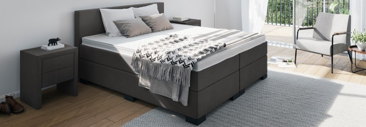 boxspringbett qualit t worauf achten. Black Bedroom Furniture Sets. Home Design Ideas