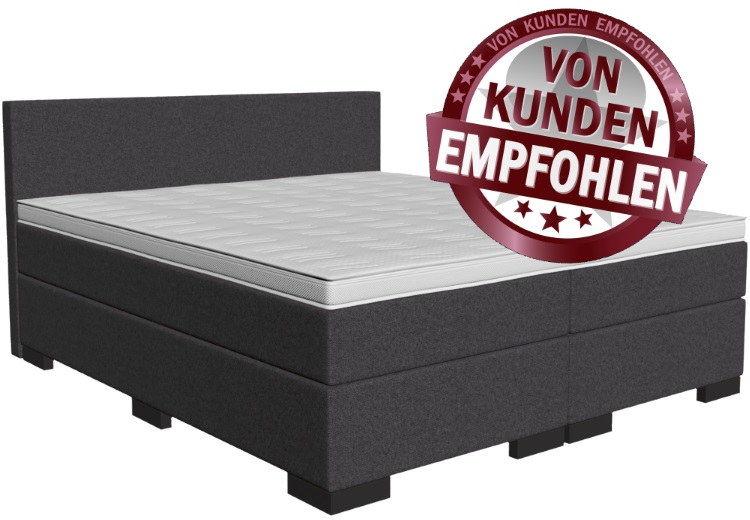 boxspringbetten testsieger boxspringbett stiftung warentest. Black Bedroom Furniture Sets. Home Design Ideas