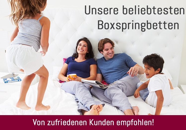 boxspringbetten im test test boxspringbett die. Black Bedroom Furniture Sets. Home Design Ideas